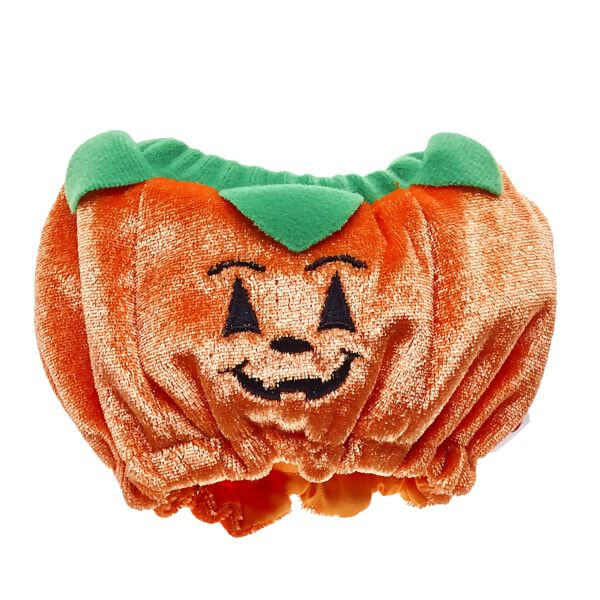 Build-A-Bear Buddies™ Pumpkin Costume, , hi-res