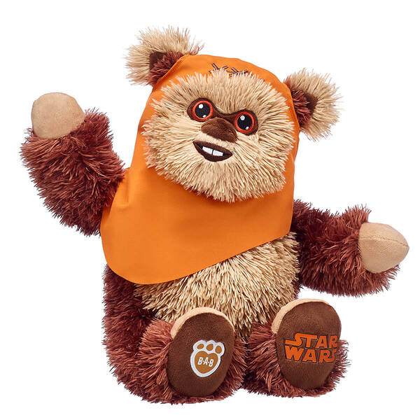Online Exclusive Ewok™ - Build-A-Bear Workshop®
