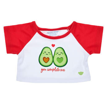 Avocado Heart T-Shirt - Build-A-Bear Workshop®