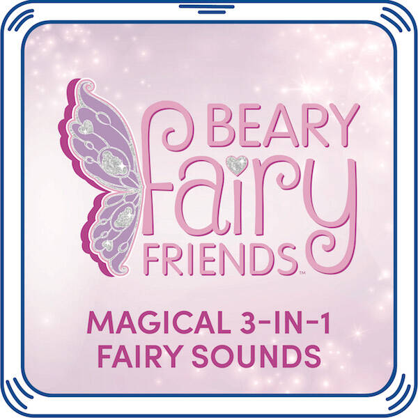 Magical 3-in-1 Fairy Sounds - Build-A-Bear Workshop®