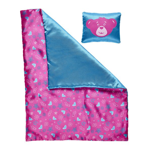 Pink & Turquoise Bedding 2 pc., , hi-res