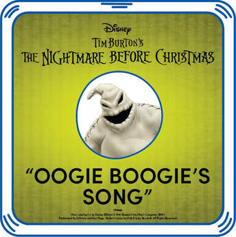 "Online Exclusive ""Oogie Boogie's Song"" - Build-A-Bear Workshop®"