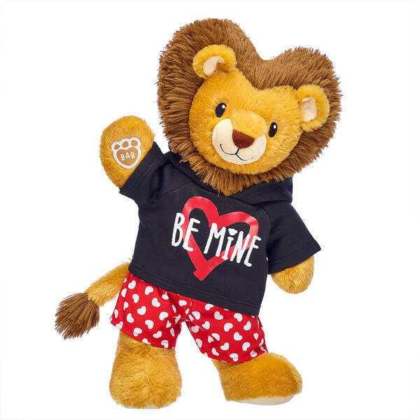 Online Exclusive Lovable Lion Be Mine Gift Set, , hi-res
