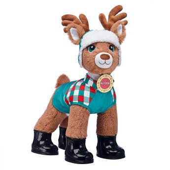 Santa's Reindeer Gift Set - Blitzen, , hi-res