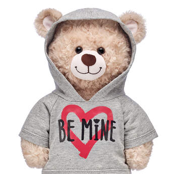 Be Mine Hoodie - Build-A-Bear Workshop®