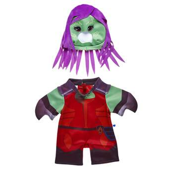 Gamora™ Costume 2 pc. - Build-A-Bear Workshop®