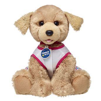 promise pets cuter stuffed animal dress on dog stuffed animal