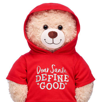 Dear Santa Hoodie - Build-A-Bear Workshop®