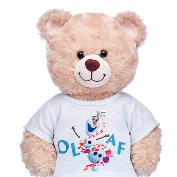 Disney Frozen 2 Olaf T-Shirt - Build-A-Bear Workshop®