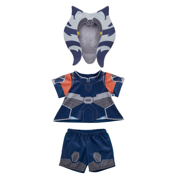 Online Exclusive Ahsoka Tano™ Costume - Build-A-Bear Workshop®