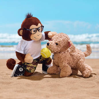 Promise Pets™ Labradoodle - Build-A-Bear Workshop®