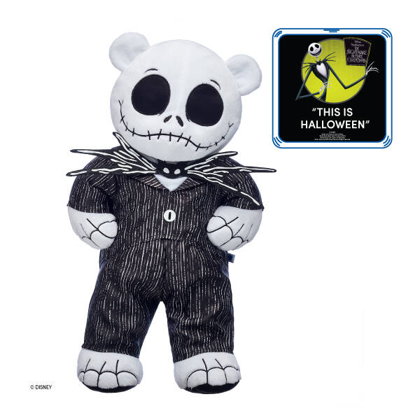 Disney Tim Burton's The Nightmare Before Christmas Online Exclusive Jack Skellington Bundle, , hi-res