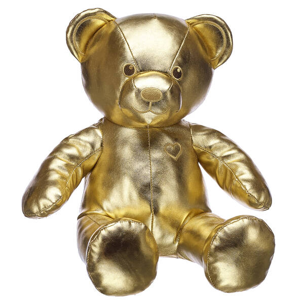 Online Exclusive Gift of Gold Bear - Build-A-Bear Workshop®