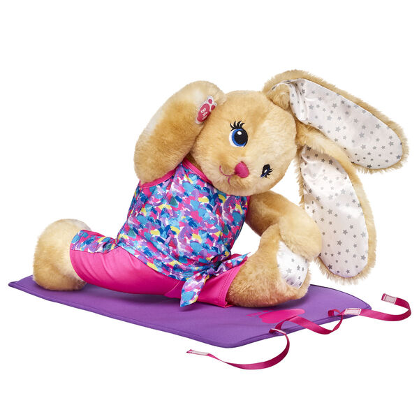 More Moves Bunny Yoga Gift Set, , hi-res