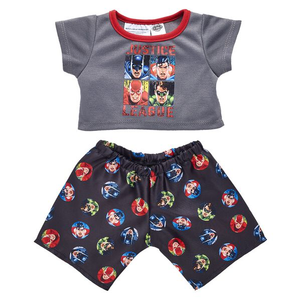 Justice League™ PJs 2 pc., , hi-res