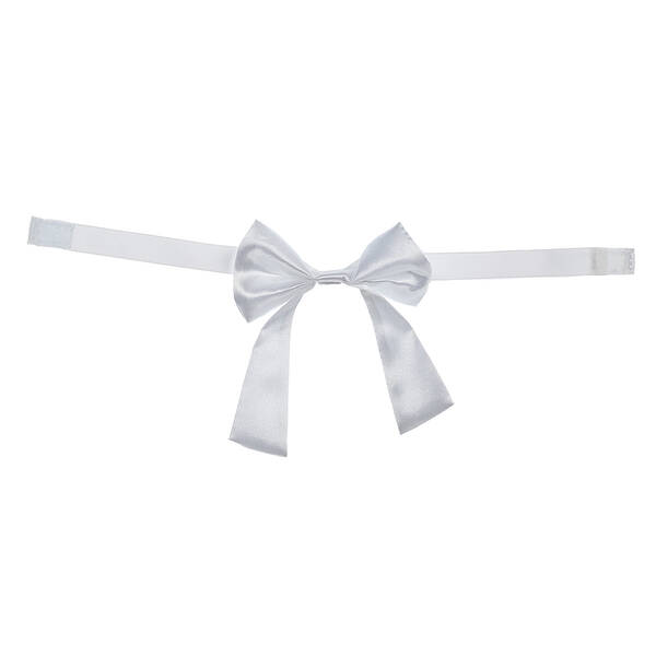 Online Exclusive White Gifting Bow - Build-A-Bear Workshop®
