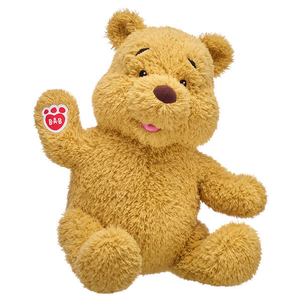 Disney Winnie the Pooh Bear - Build-A-Bear Workshop®