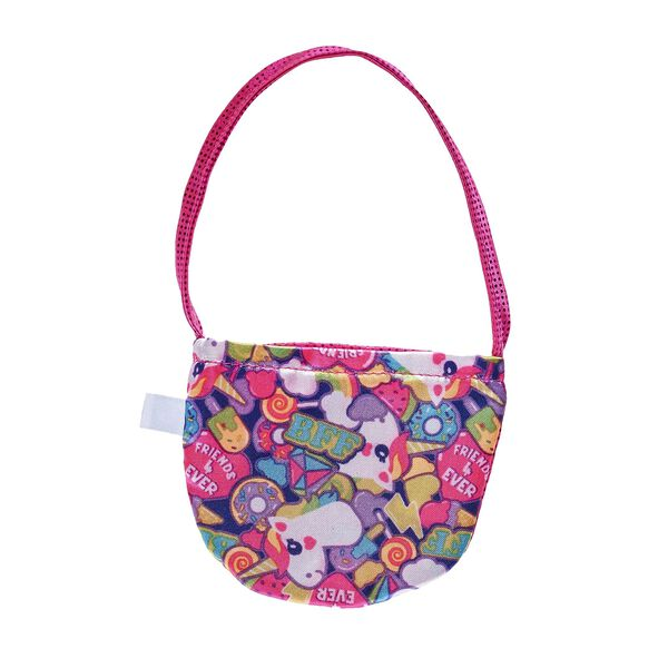 Pink Unicorn Purse, , hi-res