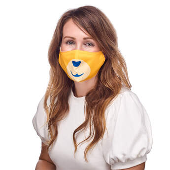 Adult-Size Bear Face Mask - Build-A-Bear Workshop®