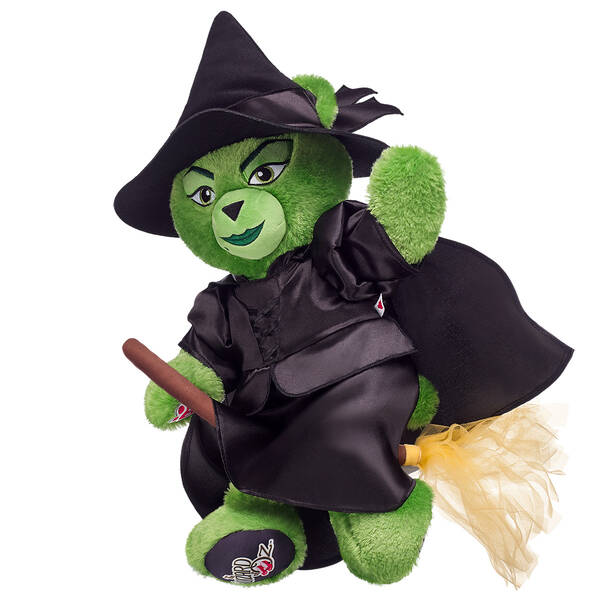 Online Exclusive The Wizard of Oz™ Wicked Witch™ Bundle - Build-A-Bear Workshop®