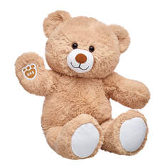 Online Exclusive Cuddly Brown Bear - Build-A-Bear Workshop®