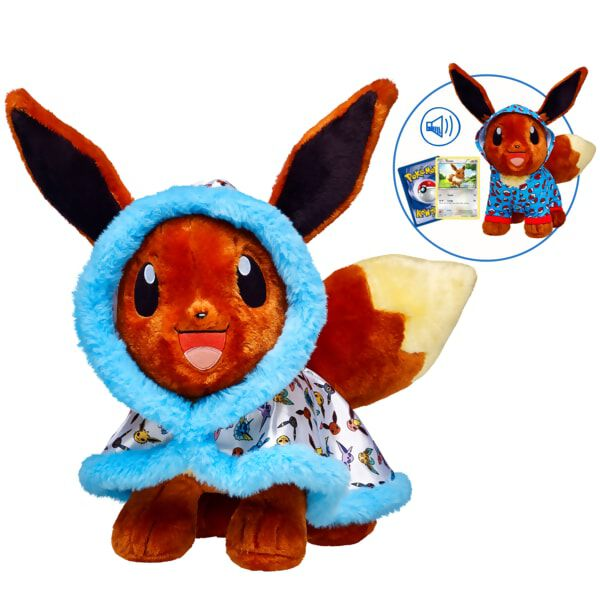 Build A Bear Uk Pokemon