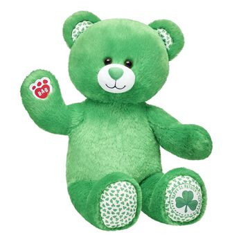 Add some shamrockin' fun to the Festivities with this St. Patrick's Day Teddy Bear! Build-A-Bear has stuffed animals for any occasion! Customize your furry friend with festive clothing & accessories to make the perfect gift.