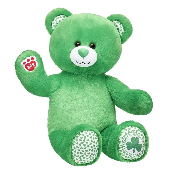 St. Patrick's Day Bear Beary Limited® edition, , hi-res