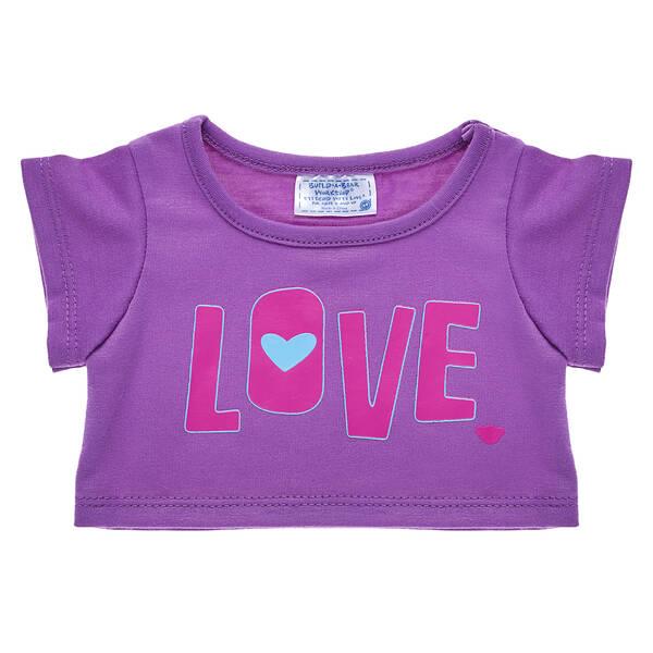 Condo Cubs Love T-Shirt - Build-A-Bear Workshop®