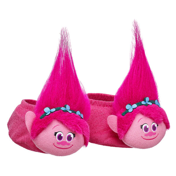 DreamWorks Trolls Poppy Slippers, , hi-res