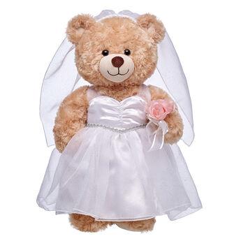 Wedding Dress Set 3 pc., , hi-res