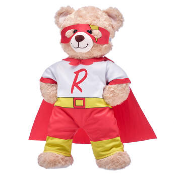 Happy Hugs Teddy Ryan's World Red Titan™ Gift Set, , hi-res