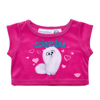 Pink Gidget T-Shirt - Build-A-Bear Workshop®
