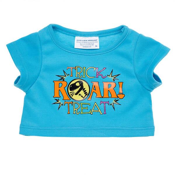 Online Exclusive Trick Roar Treat T-Shirt - Build-A-Bear Workshop®