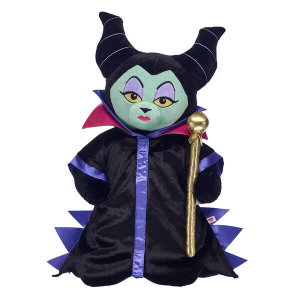 Online Exclusive Disney Maleficent Inspired Bear Bundle, , hi-res