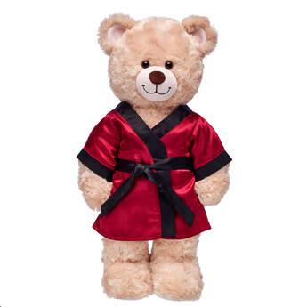 Online Exclusive Satin Robe - Build-A-Bear Workshop®