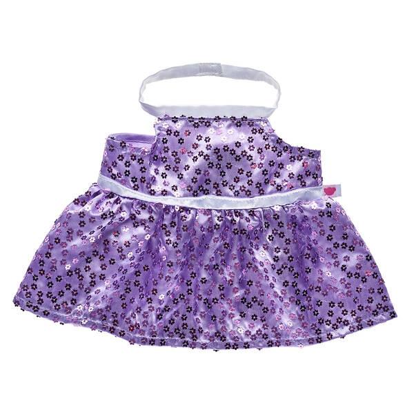 Purple Easter Dress - Build-A-Bear Workshop®