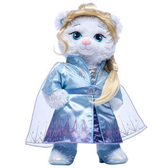 Disney Frozen 2 Elsa Inspired Bear Travel Gift Set, , hi-res