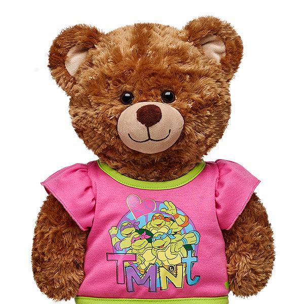 Teenage Mutant Ninja Turtles Pink T-Shirt, , hi-res