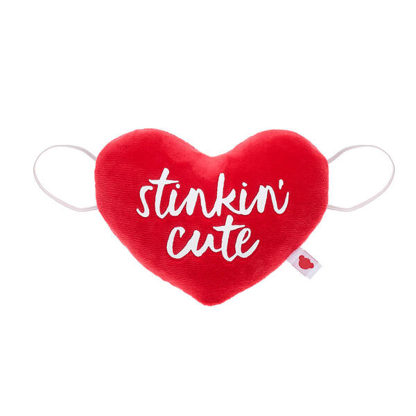 Stinkin' Cute Heart Wristie - Build-A-Bear Workshop®
