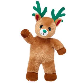 Online Exclusive Jolly Reindeer Boy - Build-A-Bear Workshop®