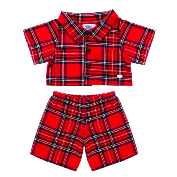graphic relating to Free Printable Build a Bear Clothes Patterns identified as Sleepwear Apparel Create-A-Bear®