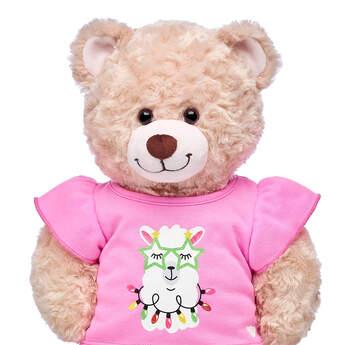 Christmas Llama T-Shirt - Build-A-Bear Workshop®