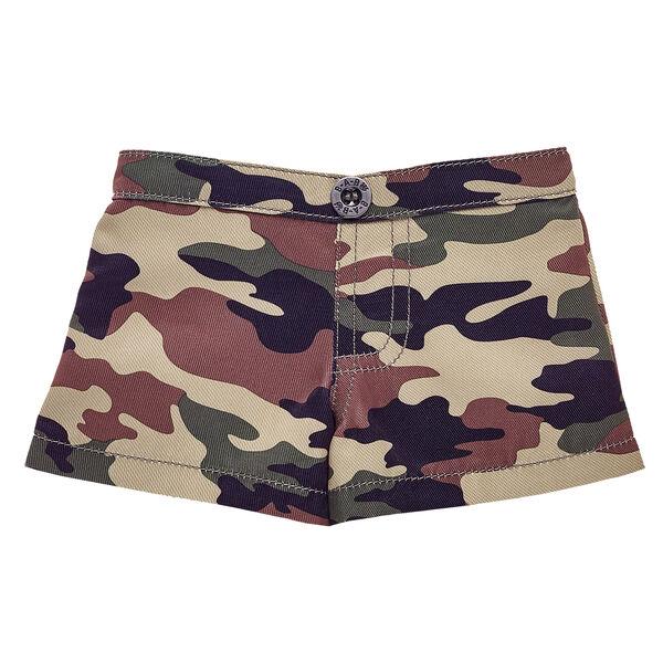 Camo Shorts, , hi-res