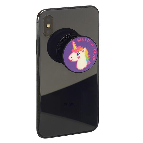 Rainbow Unicorn Spinpop Phone Holder, , hi-res