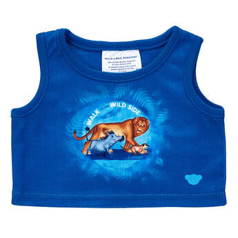 Disney The Lion King Blue Tank Top - Build-A-Bear Workshop®