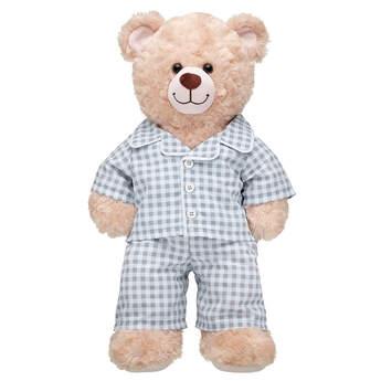Online Exclusive Grey PJ Set - Build-A-Bear Workshop®