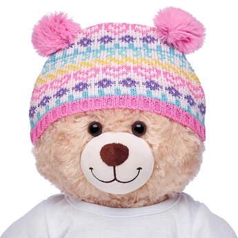 Fair Isle Winter Hat - Build-A-Bear Workshop®