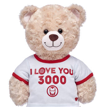 Online Exclusive I Love You 3000 T-Shirt - Build-A-Bear Workshop®