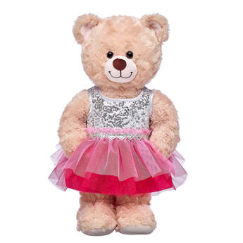 Fancy Sequin Dress - Build-A-Bear Workshop®